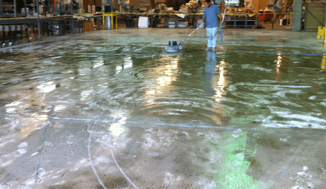 Here Is How You Can Extend the Life of Your Concrete Floors