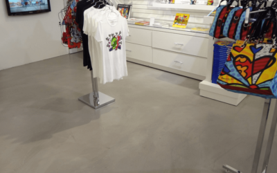 How to Properly Maintain Your New Concrete Floors