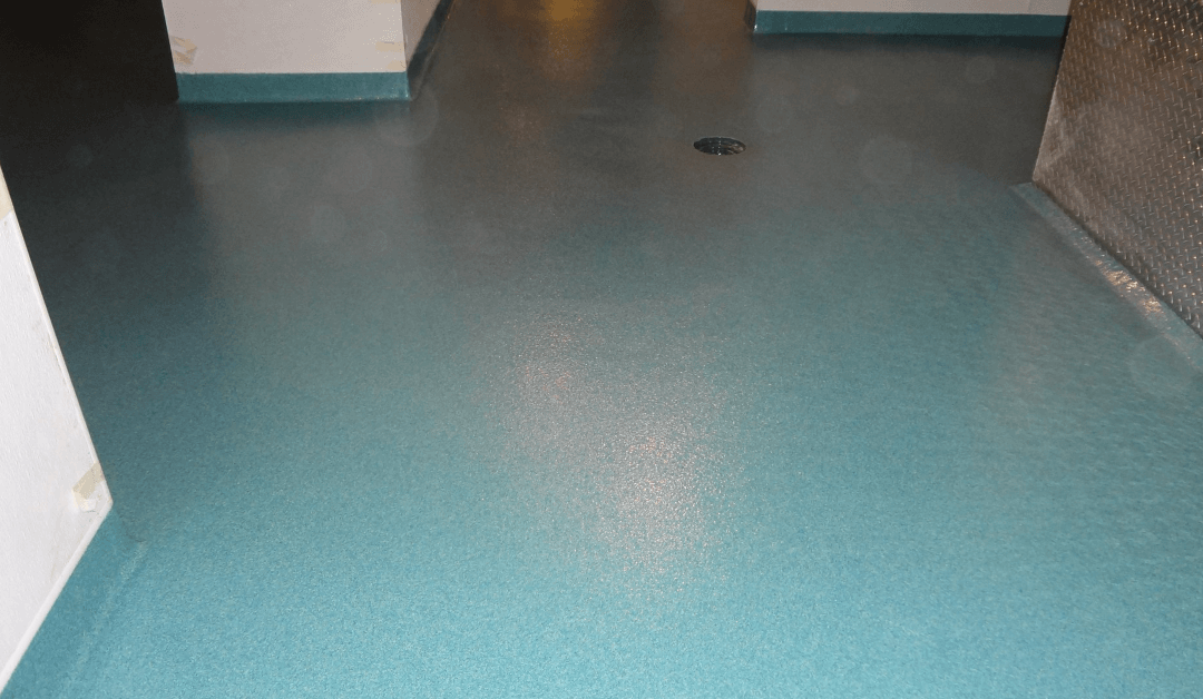 Why An Epoxy Concrete Floor Is A Better Option Then Bare Concrete